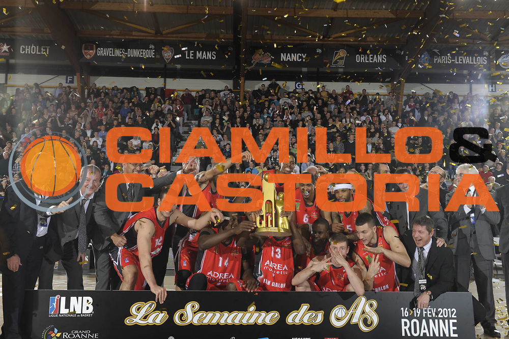 DESCRIZIONE : Championnat de France Pro A Semaine des As Roanne Finale<br /> GIOCATORE : Supporters Chalon<br /> SQUADRA : Chalon <br /> EVENTO : Pro A Semaine des As<br /> GARA : Chalon Gravelines<br /> DATA : 19/02/2012<br /> CATEGORIA : Basketball France Homme<br /> SPORT : Basketball<br /> AUTORE : JF Molliere<br /> Galleria : France Basket 2011-2012 Action<br /> Fotonotizia : Championnat de France Basket Pro A Semaine des As<br /> Predefinita :
