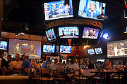 Buffalo Wild Wings a new sportsbar/restaurant catering to the oil industry-fuelled boom in the workforce and population in WIlliston<br /> <br /> North Dakota oil boom. Based around the town of Williston, hydraulic fracturing, also known as 'fracking' has enabled a vast reserve of previously unobtainable oil to be accessed.