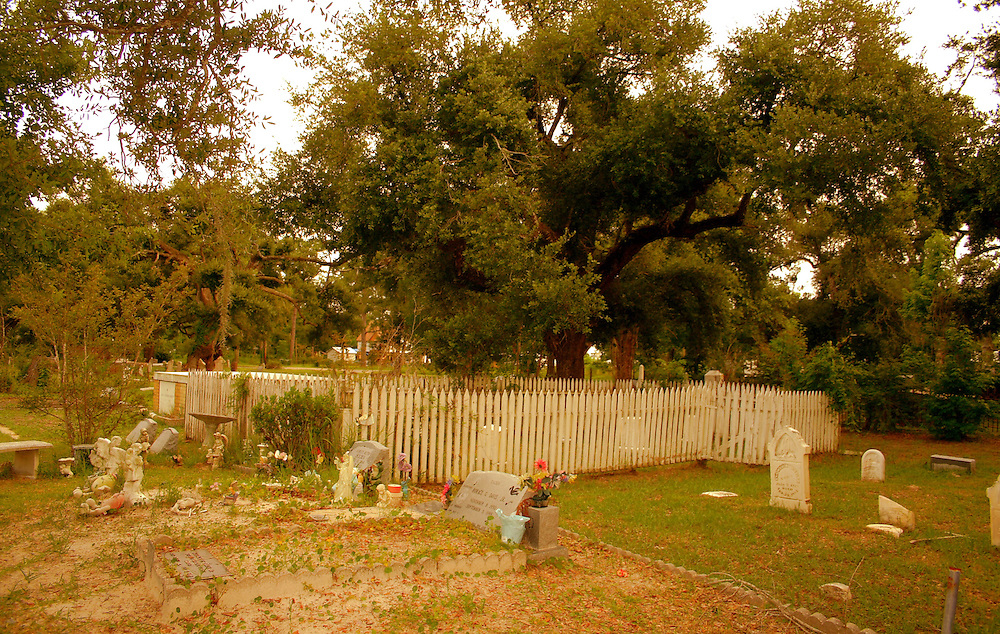 Cemetery, Pearlington, MS