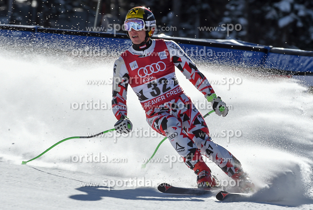 02.12.2015, Birds of Prey Course, Beaver Creek, USA, FIS Weltcup Ski Alpin, Beaver Creek, Herren, Abfahrt, 1. Trainingslauf, im Bild Marcel Hirscher (AUT) // Marcel Hirscher of Austria during the 1st Practice run of mens downhill of the Beaver Creek FIS Ski Alpine World Cup at the Birds of Prey Course in Beaver Creek, USA on 2015/12/02. EXPA Pictures © 2015, PhotoCredit: EXPA/ Erich Spiess