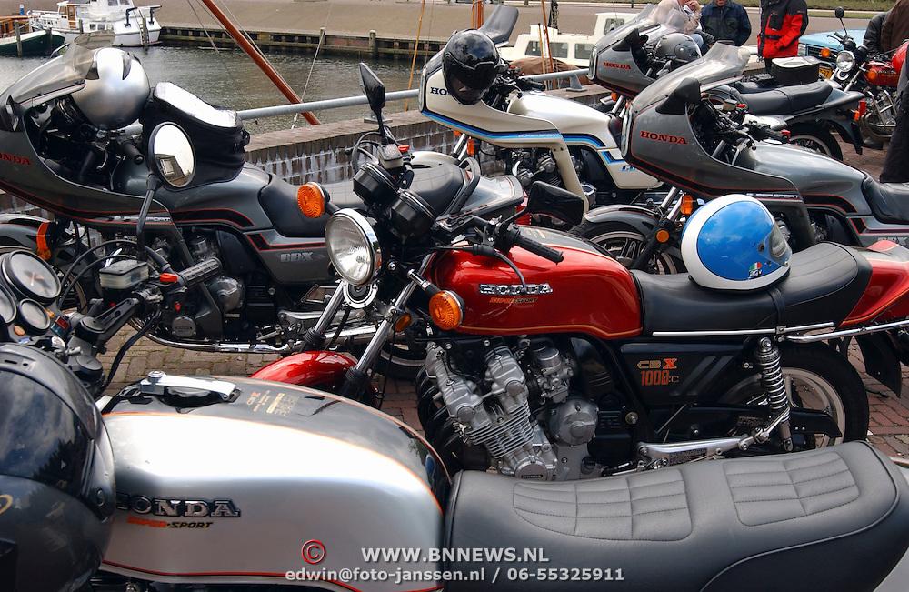 Honda CBX motortoerrit Huizen