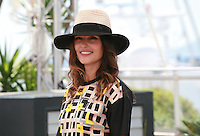 Actress Virginie Ledoyen at the Enragés film photo call at the 68th Cannes Film Festival Monday May 18th 2015, Cannes, France.
