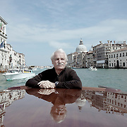 Yann Arthus Bertrand photographer