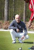 "ASTEN - ""t Woold golpro Rob Mouwen, puttingcoach van Joost Luiten. COPYRIGHT KOEN SUYK"