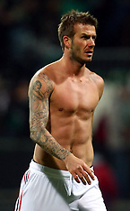 Eye Candy - David Beckham