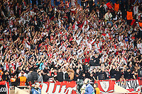Supporters MONACO  - 22.04.2015 - Monaco / Juventus Turin - 1/4Finale retour Champions League<br />Photo : Serge Haouzi / Icon Sport
