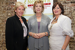 """Three top business women from Galway, Cork and Dublin win Network Ireland Business Women of the Year Awards..Friday, 21 October, 2011: The Galway founder of the successful travel pack for flyers, an internationally renowned hairdresser from Cork and the Head of Prudential Supervision at the Irish Banking Federation were presented with Network Ireland 2011 Business Women of the Year Awards, sponsored by Celebrity Cruises, today at Dublin Castle...Ms Julia McAndrew, the founder of Compleat Travel Essentials Packs, the new Galway company that sells to over 4,000 retail and hotel customers, a range of specially prepared packs containing essential toiletries for those flying and travelling throughout the world, won the Network Businesswoman (New Business) of the Year. Ms Valerie Cahill, CEO  Ikon Hair Design in Cork, the award winning hair styling company in Cork, won the Network Businesswoman (Self Employed) of the Year and Ms Mary Doyle, Head of Prudential Supervision at the  Irish Banking Federation, Dublin won the Network Businesswoman (Employee) of the Year. ..The """"Trish Murphy Honorary Award"""" was presented by Network Ireland to the successful business woman, Ms Norma Smurfit, for her tireless commitment and work for a large number of charities. This is the inaugural year of this award in honour of Trish Murphy, a past Network Dublin President who contributed significantly to the organisation and also for charity. Sadly she passed away last year prematurely at the age of 53 from cancer...Ms Mary Kershaw, President Network Ireland, an organisation representing over 3,000 women in business, said that the theme for this year's awards was """"Local Talent for Global Opportunities"""". ..""""Our members aspire to successfully developing their businesses by providing high quality products and services and raising the profile of their company brands among their target markets. Today's awards ceremony recognises their achievements. We also recognised the great charity"""