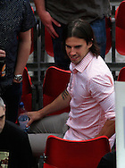 Picture by Richard Gould/Focus Images Ltd +44 7855 403186<br /> 13/07/2013<br /> Footballer George Boyd in the crowd at The Luke Campbell Homecoming at Craven Park, Hull.