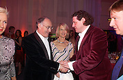 mr. and Mrs. Michael howard and Marco Pierre white, Conservative Party - private fundraiser<br />