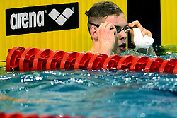 10-04-2014 NED: NK Swim Cup, Eindhoven<br /> Kyle Stolk, 100m