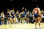 Europei Francia 1983 - Nantes: team italia