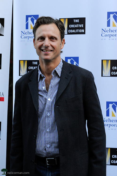 August 27, 2008 - Actor Tony Goldwyn attends the Spotlight Initiative Award Morning Reception Honoring Annette Bening during the 2008 Democratic National Convention in Denver.