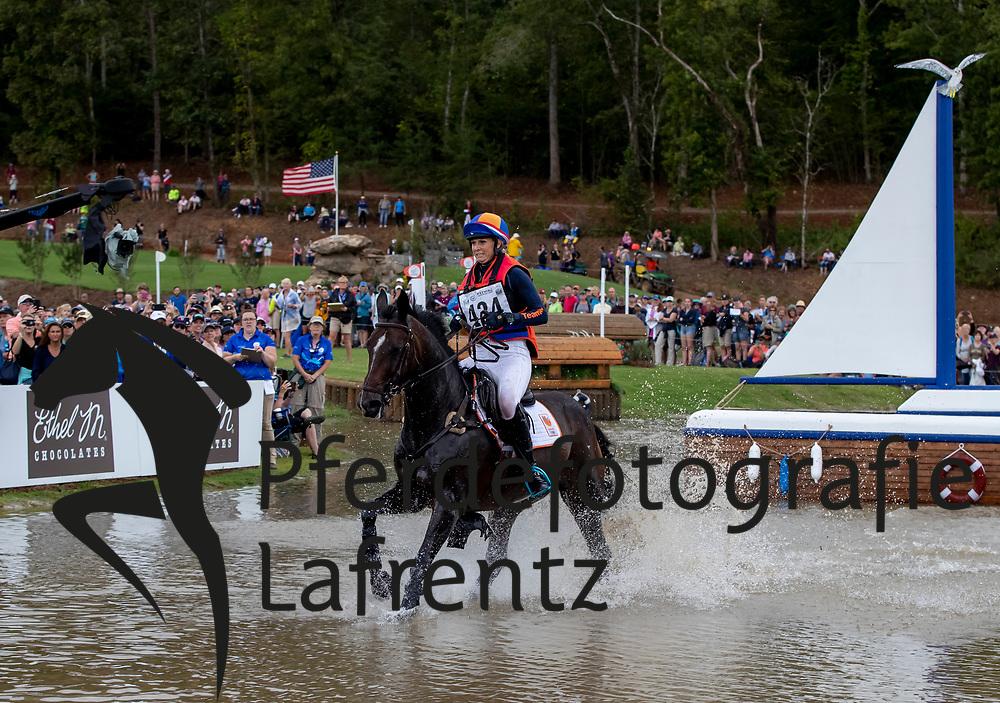 KROEZE Renske (NED), Jane Z<br /> Tryon - FEI World Equestrian Games™ 2018<br /> Vielseitigkeit Teilprüfung Gelände/Cross-Country Team- und Einzelwertung<br /> 15. September 2018<br /> © www.sportfotos-lafrentz.de/Dirk Caremans