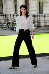 Caroline Sieber attends the preview party for The Royal Academy of Arts Summer Exhibition 2013 at Royal Academy of Arts on June 5, 2013 in London, England. Photo by Chris Joseph / i-Images.