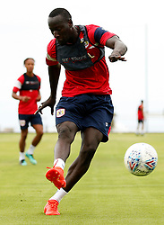 Famara Diedhiou of Bristol City - Mandatory by-line: Matt McNulty/JMP - 21/07/2017 - FOOTBALL - Tenerife Top Training Centre - Costa Adeje, Tenerife - Pre-Season Training