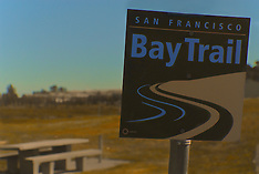 'India Basin Bay Trail, Hunters Point Bayview, San Francisco,' 2008, Editorial by Catherine Herrera