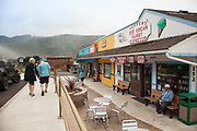 Storefronts and Shops in Yachats Oregon