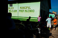 Junco do Maranhao, Brazil, June 27 of 2013:  Bolsa Familia em Junco do Maranhao. (photo: Caio Guatelli)
