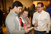 NEW YORK, NY - March, 7, 2017: The NY Drinks NY Grand Tasting, hosted by the New York Wine and Grape Foundation for industry and consumers at the Altman Building in Chelsea.<br /> <br /> Credit: Clay Williams.<br /> <br /> © Clay Williams / http://claywilliamsphoto.com