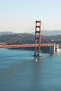 San Francisco California USA, Golden Gate Bridge October 2006