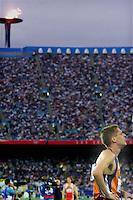 Atletiek. Marko Koers liep woensdag de halve finale 1500 meter. Hij wist zich niet voor de finale te plaatsen.