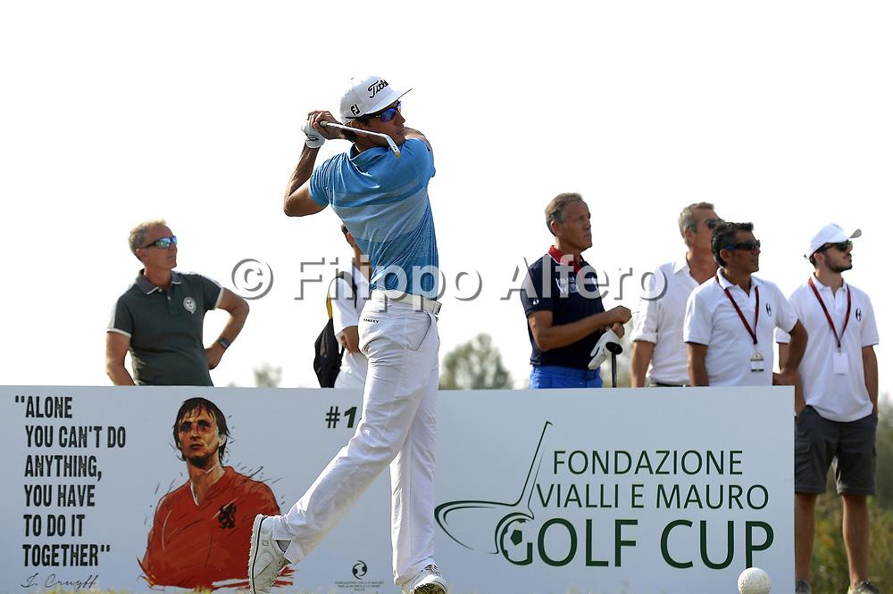 &copy; Filippo Alfero<br /> Fondazione Vialli e Mauro Golf Cup XIII edizione<br /> 12/09/2016, Rosolina (RO), Albarella Golf Club