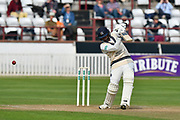 Ravi Patel of Middlesex batting during the Specsavers County Champ Div 1 match between Somerset County Cricket Club and Middlesex County Cricket Club at the Cooper Associates County Ground, Taunton, United Kingdom on 26 September 2017. Photo by Graham Hunt.
