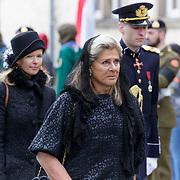 LUX/Luxemburg/20190504 -  Funeral<br /> of HRH Grand Duke Jean, Uitvaart Groothertog Jean, Lea van Belgie