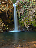 Waterfall outside Rincon National Park