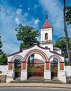 Poewangelicki kościół Matki Boskiej Częstochowskiej w Sejnach, Polska<br /> Poewangelic church of Our Lady of Częstochowa in Sejny, Poland