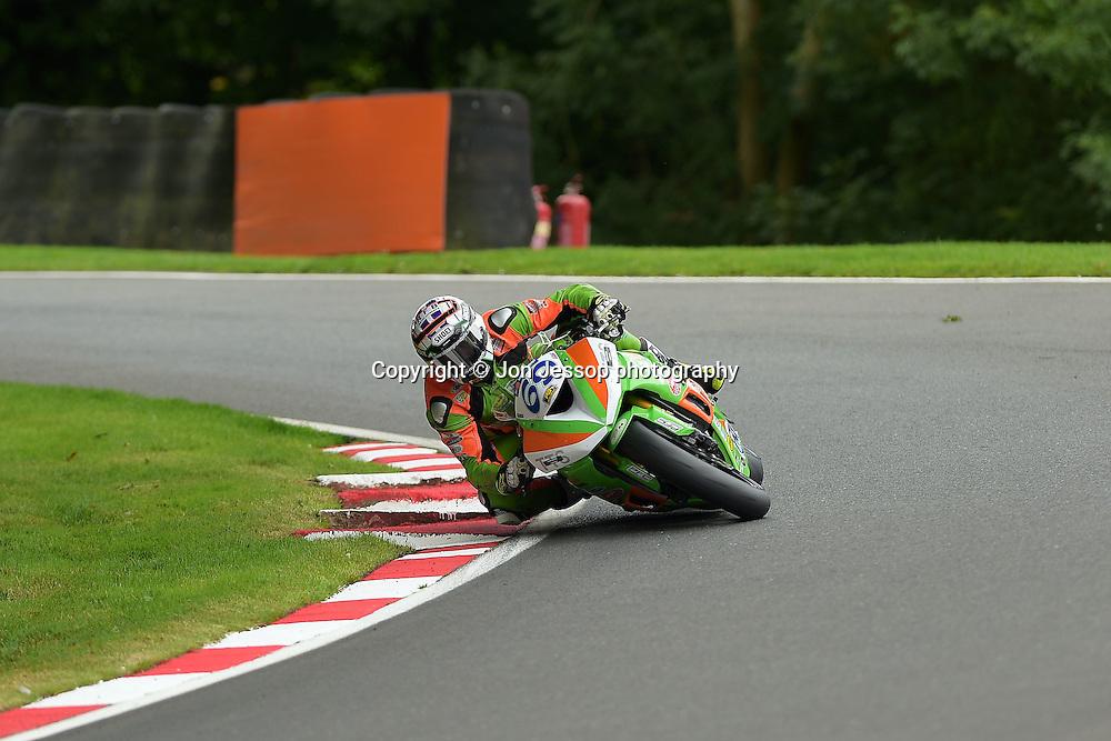 #69 Glenn Irwin Gearlink Kawasaki Feridax Motorpoint British Supersport