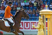 Jeroen Dubbeldam - SFN Zenith N.O.P.<br /> FEI European Championships Aachen 2015<br /> © DigiShots
