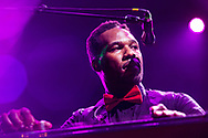 Robert Randolph, one of the greatest living guitarists, performs with his group The Family Band, at the BRIC Celebrate Brooklyn Festival in Prospect Park.