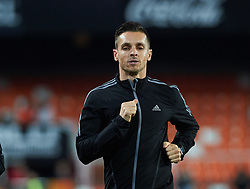 January 26, 2019 - Valencia, Valencia, Spain - The referee Carlos del Cerro grande prior the La Liga Santander match between Valencia and Villarreal at Mestalla Stadium on Jenuary 26, 2019 in Valencia, Spain. (Credit Image: © Maria Jose Segovia/NurPhoto via ZUMA Press)