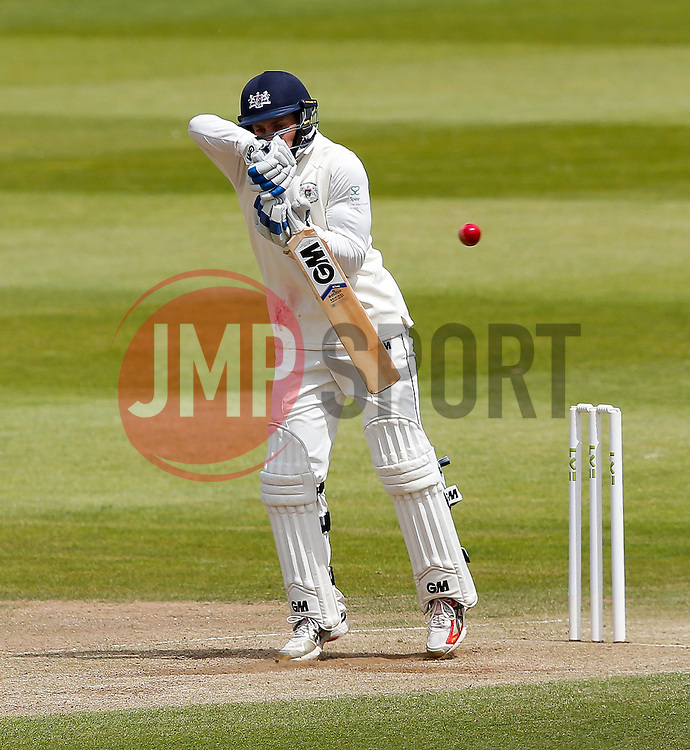 Chris Dent of Gloucestershire - Photo mandatory by-line: Rogan Thomson/JMP - 07966 386802 - 10/06/2015 - SPORT - CRICKET - Bristol, England - Bristol County Ground - Gloucestershire v Lancashire - Day 4 - LV= County Championship Division Two.