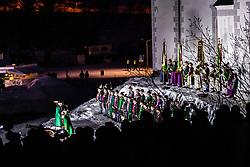 20.02.2019, Seefeld, AUT, FIS Weltmeisterschaften Ski Nordisch, Seefeld 2019, Eröffnungsfeier, im Bild Tiroler Schuetzen Kompanie // Tyrolean Schuetzen during the opening ceremony of the FIS Nordic Ski World Championships 2019. Seefeld, Austria on 2019/02/20. EXPA Pictures © 2019, PhotoCredit: EXPA/ JFK