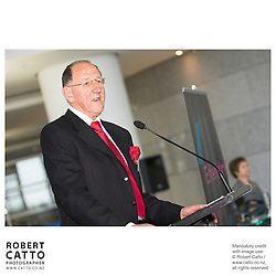 Dick Hubbard at the Spada Conference 06 at the Hyatt Regency Hotel, Auckland, New Zealand.<br />