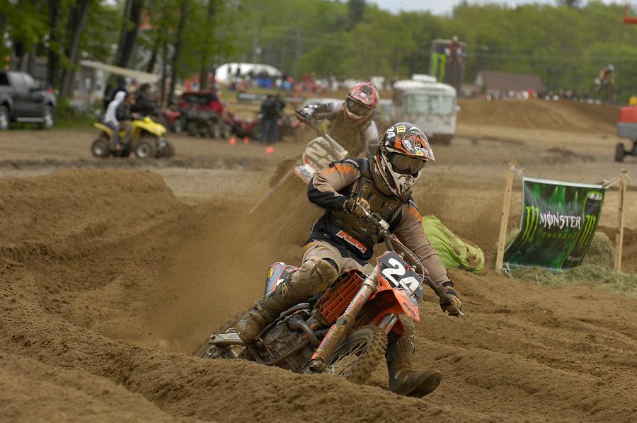 Gopher Dunes National..2008 CMRC Monster Energy Motocross Nationals