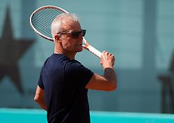 May 6, 2019 - Madrid, MADRID, SPAIN - INigel Sears at the 2019 Mutua Madrid Open WTA Premier Mandatory tennis tournament (Credit Image: © AFP7 via ZUMA Wire)