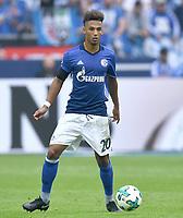 Thilo Kehrer (Schalke)<br /> Gelsenkirchen, 19.08.2017, Fussball Bundesliga, FC Schalke 04 - RB Leipzig 2:0<br /> <br /> Norway only