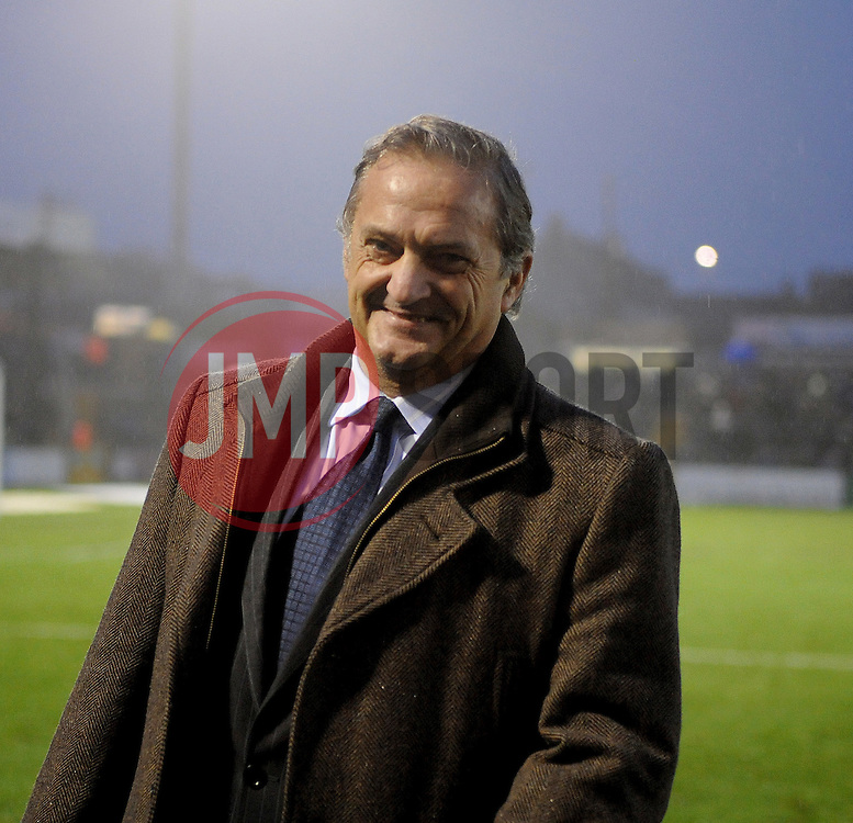Gary Mabbutt - Mandatory by-line: Neil Brookman/JMP - 10/12/2016 - FOOTBALL - Memorial Stadium - Bristol, England - Bristol Rovers v Bury - Sky Bet League One