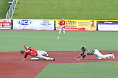 20160729 Lake Erie Crushers at Normal CornBelters photos