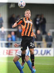 Sam Hoskins Barnet FC, Barnet v Eastleigh, Vanarama Conference, Saturday 4th October 2014