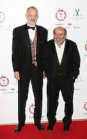 Guy Jenkin, Andy Hamilton, London Critics Circle Film Awards, May Fair Hotel, London UK, 18 January 2015, Photo by Richard Goldschmidt