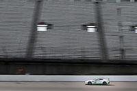 Jamie Chadwick (GBR) / Matthew George (GBR)  #42 Generation AMR Macmillan Racing  Aston Martin V8 Vantage GT4  Aston Martin 4.7L V8 British GT Championship at Rockingham, Corby, Northamptonshire, United Kingdom. April 30 2016. World Copyright Peter Taylor/PSP.