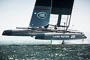 BAR LandRover Americas Cup Team