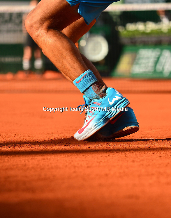 Rafael NADAL - 01.06.2015 - Jour 9 - Roland Garros 2015<br /> Photo : David Winter / Icon Sport