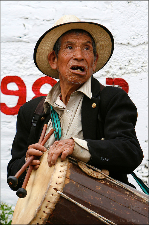 Le joueur de tambour