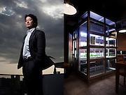 YUKIHIRO MARU / Agricultural Entrepreneur for WIRED Japan