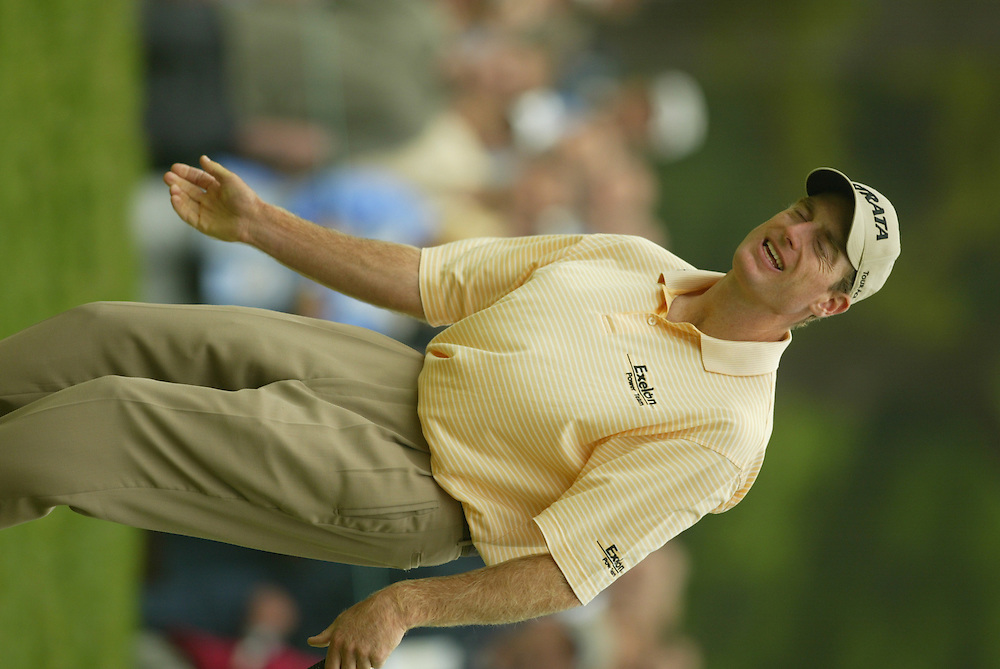 Jim Furyk..2003 U.S. Open..Second Round..Olympia Fields CC..Chicago, IL..Friday June 13 2003..photograph by Darren Carroll